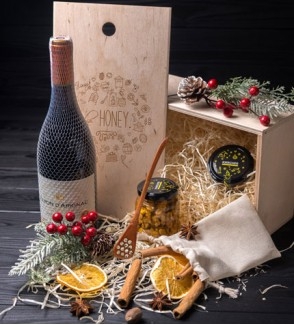 Mulled wine set #3